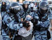 محتجون يعطلون حركة المرور على طريق رئيسى فى موسكو
