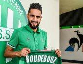 رسميا.. سان إتيان الفرنسى يتعاقد مع الجزائرى رياض بودبوز 3 سنوات