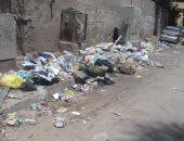 """صور.. """"الجيزة"""" ترفع القمامة من منشية النصرية إستجابة لشكوى قارئ عبر صحافة المواطن"""