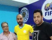 الاسماعيلى يضم أحمد عبد الماجد لتدعيم فريق اليد