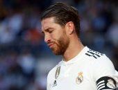 راموس قائد ريال مدريد بعد سباعية أتلتيكو: لعبوا أمامنا كأنهم فى نهائي