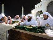 """السعودية تدشن مبادرة """"تعظيم المسجد النبوى"""" لرفع مكانته فى قلوب زائريه"""