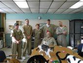 سجن فى إنديانا الأمريكية يستضيف قطط المأوى لتغيير سلوك السجناء