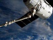 مركبة SpaceX المستخدمة تصل إلى محطة الفضاء للمرة الثالثة