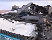 مصرع 9 أشخاص بمدينة سطيف الجزائرية إثر حادث مرورى