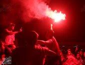 سوبر كورة.. شاهد كيف أشعلت جماهير تونس مران الترجى استعدادا للزمالك