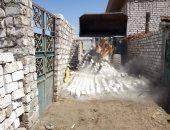 محافظ المنيا: إزالة واسترداد 1396 حالة تعد على أملاك الدولة خلال ثلاثة أيام