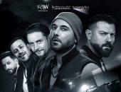 """عودة أسود الأرض.. أحمد عز وأبطال """"ولاد رزق 2"""" على الأفيش الرسمى للفيلم"""