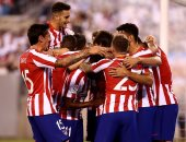 كوستا وفيليكس فى هجوم أتلتيكو مدريد ضد إيبار بالدوري الإسباني