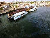 نقابة العاملين بالنقل البحرى تدين الدعوات المشبوهة للتظاهر