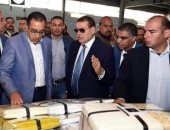 سعيد أحمد: سعداء بزيارة رئيس الوزراء للمصنع ووعدناه بزيادة الصادرات