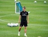 غياب جاريث بيل ويوفيتش عن تدريبات ريال مدريد قبل لقاء ليفانتى