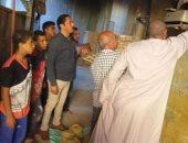صور.. تحرير 106 محضر تموينى وإشغالات ونظافة وتنفيذ 40 حالة إزالة بأسيوط