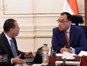 رئيس الوزراء يستعرض جهود الرقابة المالية فى تنظيم وتنمية الأنشطة غير المصرفية