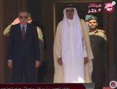 """شاهد..""""مباشر قطر"""" تكشف مخطط تميم وأردوغان الخبيث فى ليبيا"""