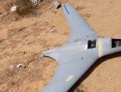 سقوط طائرة استطلاع تركية عند الحدود السورية