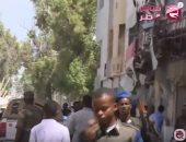 """شاهد.. """"مباشر قطر"""" تكشف كيف يقتل النظام القطرى القتيل ويمشى فى جنازته"""