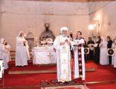 البابا تواضروس عن الانبا ابيفانيوس: حياته صارت منارة فى تاريخ الكنيسة