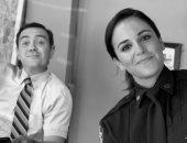 الممثلة العالمية آندى سامبيرج تكشف كواليس مسلسل Brooklyn Nine-Nine بصورة