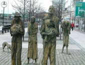 عمرها 147سنة واستمرت 6سنوات ومات فيها مليون إنسان..مجاعة البطاطس فى أيرلندا