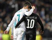 رونالدو: أحب مشاهدة نيمار فى الملعب وعليه الذهاب إلى فريق يجعله سعيدا