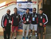 منتخب الشباب يسافر إلى رومانيا للمشاركة فى بطولة العالم للكانوى والكياك