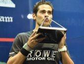 كريم عبد الجواد لاعب الأهلي يحتفل بعيد ميلاده الـ28