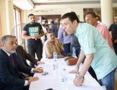 مصطفى كامل يتابع سير لجان انتخابات الموسيقيين لعدم التلاعب بالأصوات