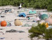 18 طن بلاستيك تحول موقع تراثى عالمى لأعلى الأماكن تلوثا