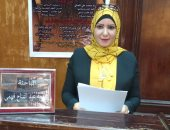 صور.. الدكتوراة مع مرتبة الشرف لباحثة بآداب حلوان فى المقال الصحفى الإيرانى