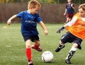 اعرفى فوائد كرة القدم على صحة طفلك