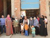 حملة للمجلس القومى للمرأة بكفر الشيخ لطرق الأبواب لمنع ختان الاناث