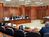 محافظ بورسعيد يتابع استعدادات التشغيل الإلكتروني لمنظومة التأمين الصحي الشامل