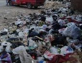 شكوى من تراكم القمامة والأحجار داخل نفق اللعبة بمنطقة بشتيل
