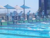 انطلاق منافسات اليوم الأول لبطولة العالم الـ16 للسباحة بالزعانف