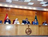 محافظ القليوبية يعقد ورشة عمل للتعريف بقانون التصالح لرؤساء المدن والمراكز