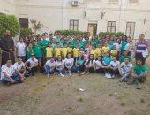 مطرانية الكاثوليك بسوهاج تنتهى من مؤتمر صيفى لأطفال الكنيسة