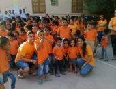 اطفال الكنيسة الكاثوليكية يختتمون كرنفال الكتاب المقدس بالرزيقات