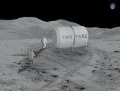 شركة ناشئة تخطط لإنشاء مساكن على سطح القمر ذاتية التجميع