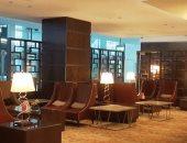 صالة الدرجة الأولى بمطار دبى ضمن قائمة أفضل 5 صالات فاخرة فى العالم