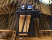 فيديو.. ألمانى يصمم أكبر بيانو عملاق فى العالم