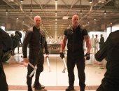 ¾ مليار دولار إيرادات فيلم Hobbs & Shaw بعد 6 أسابيع من عرضه