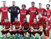 """أولى مشاركات """" محمد صلاح""""  مع فريق ليفربول استعداد للموسم الجديد"""