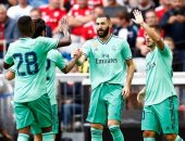 9 غيابات عن قائمة ريال مدريد فى ودية سالزبورج.. أبرزهم مودريتش
