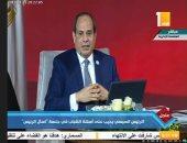 """تعليق السيسى على مبادرة """"شارك الرئيس"""".. والقضاء على مشكلة القمامة"""