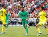 ريال مدريد يواجه روما فى البروفة الأخيرة قبل الدورى الإسبانى