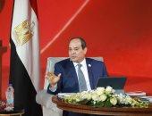 الرئيس السيسى يجيب عن أسئلة المواطنين بمؤتمر الشباب