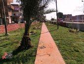 تطوير قرية تل روزن بالشرقية ضمن مبادرة تطوير القرى الأشد احتياجا.. فيديو وصور