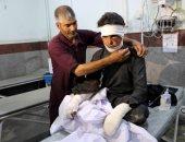 مقتل 34 شخصًا فى انفجار قنبلة على جانبى طريق بأفغانستان
