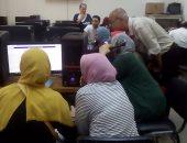 جامعة عين شمس تستقبل طلاب المرحلة الثالثة للتنسيق بـ14 معملا
